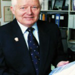 Ivar Mjor, Dr. Odont.